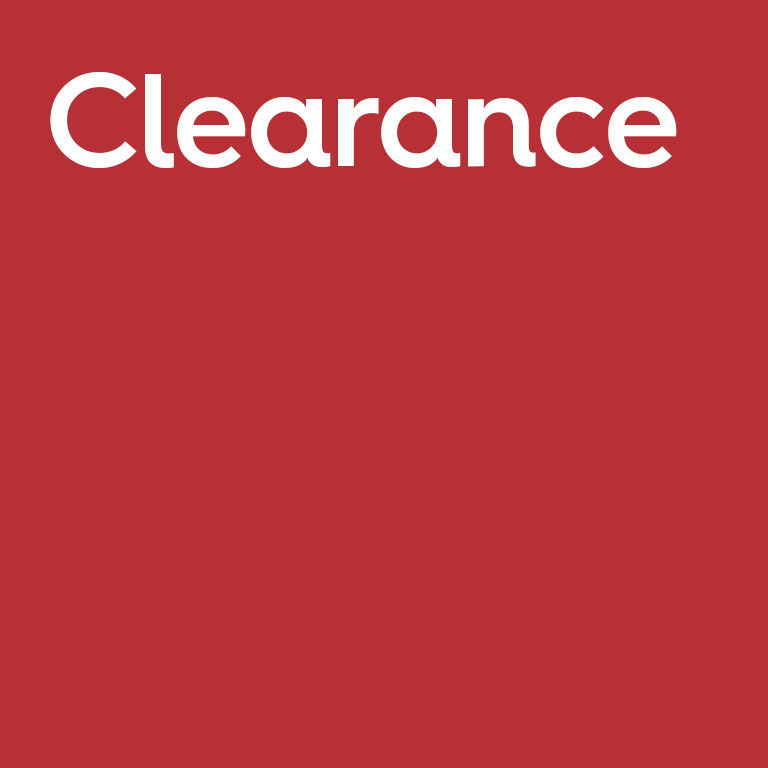 Clearance event... Now with extra 20% off, use code CLEAR20